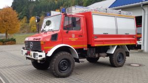 RW 1 Rüstwagen
