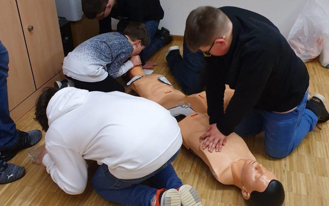 Erste-Hilfe-Ausbildung