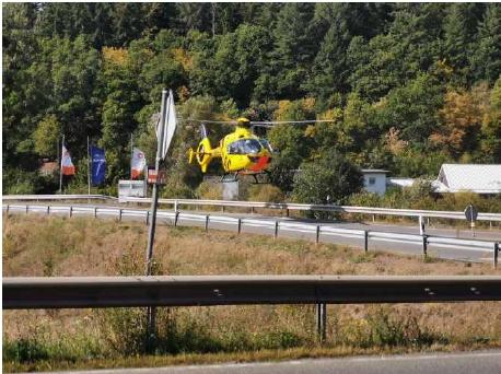 Verkehrsunfall L 160 Herrstein – Niederwörresbach 22.09.2020